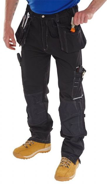 Shawbury Premium Multi Pocket Work Trousers
